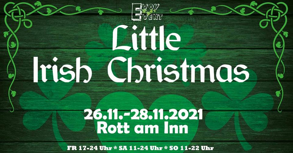 Little Irish Chrismas November 2021