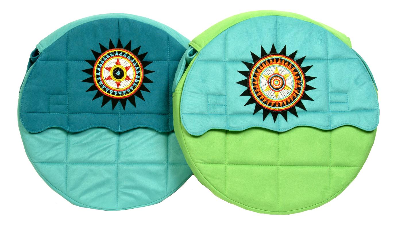 Rahmentrommel-Tasche Nature Comfort