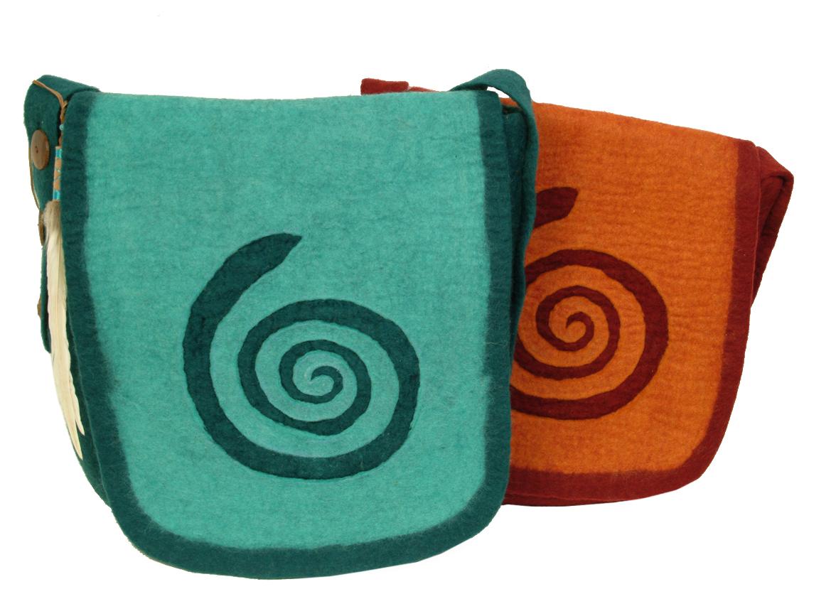 Filz-Tasche