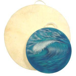 Ocean-Drum Natur, 50 cm kaufen München, Ozeantrommel kaufen Erding, Ocean-Sound, buy 19,5