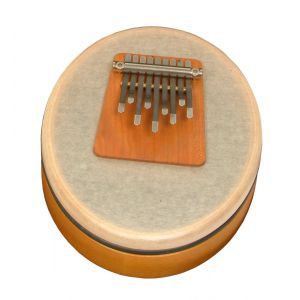 Sansula Basic Pygmy 440 Hz kaufen München, Hokema Sansula pentatonisch gestimmte Kalimba kaufen Bayern, Sansula-Kalimba kaufen Erding, Daumenklavier kaufen, gourd piano kaufen, thumb piano kaufen, Klang-Meditation, Sansula Basic Pygmy