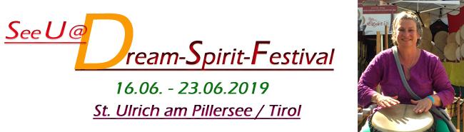 Dream-Spirit Festival am Pillersse in Tirol