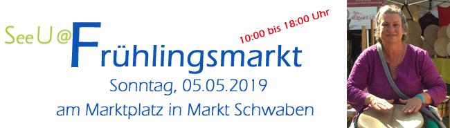 Frühlingsmarkt in Markt Schwaben