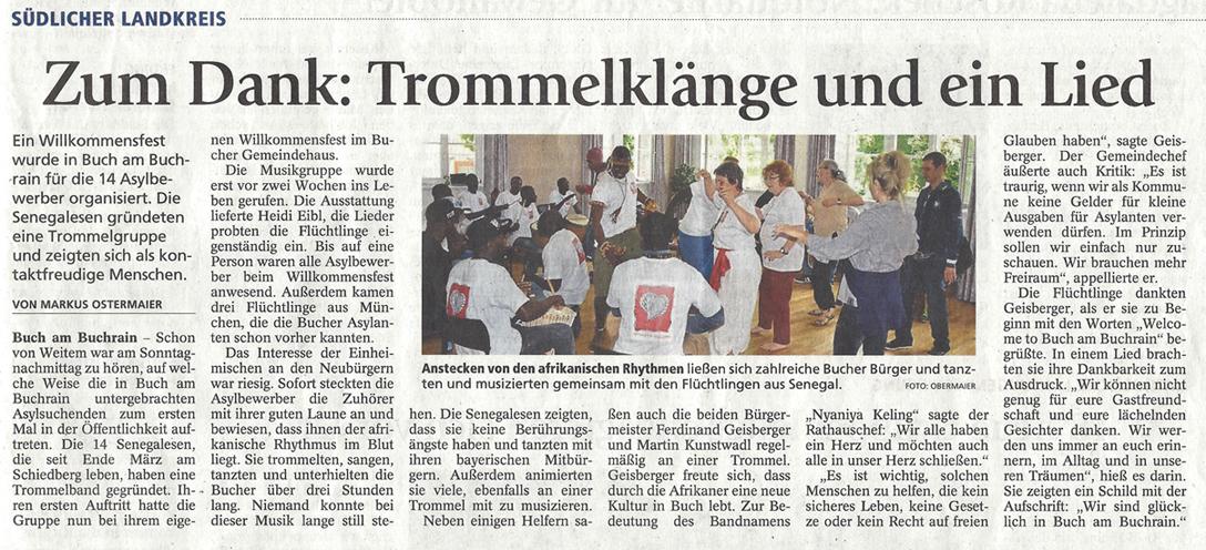 Erdinger Anzeiger 19.05.2015