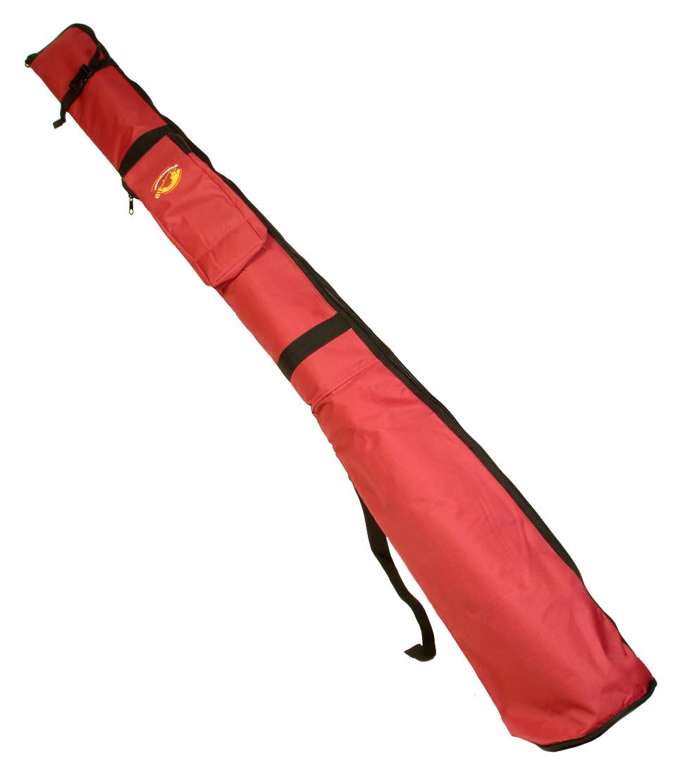 Didgeridoo-Tasche Deluxe rot