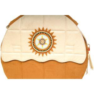 Rahmentrommel-Tasche NC Honig, 62 cm kaufen München, Rahmentrommel-Tasche kaufen, Rundtrommel-Tasche,  Indianer-Trommel-Tasche kaufen Bayern, Schamanentrommel-Tasche kaufen Erding, buy drum case for 24