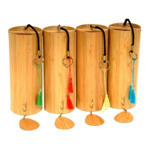 Koshi-Klangspiel, Koshi das pentantonisch gestimmte Klang-spiel, Koshi-Wind-spiel, Koshi-Windspiel, Koshi-Raumklänge, Koshi-Glockenspiel, wind-chimes, carillons, Koshi-Klangspiel vier Klangfarben: Terra, Ignis, Aria, Aqua