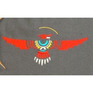 Rahmentrommel-Rucksack CP grau invers - Adler, 44 cm kaufen München, Rahmentrommel-Rucksack, kaufen Bayern, buy rucksack 16