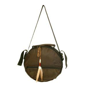 Rahmentrommel-Tasche Deluxe NL braun - 39 cm kaufen München, Rahmentrommeltasche kaufen  Bayern, buy brown drum case for 15