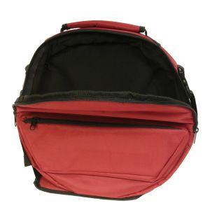 Rahmentrommel-Tasche Deluxe NL rot - 32 cm kaufen München, Rahmentrommeltasche kaufen  Bayern, drum case for 12