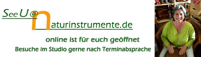Naturinstrumente.de Mai 2021