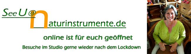 Naturinstrumente.de März - April 2021
